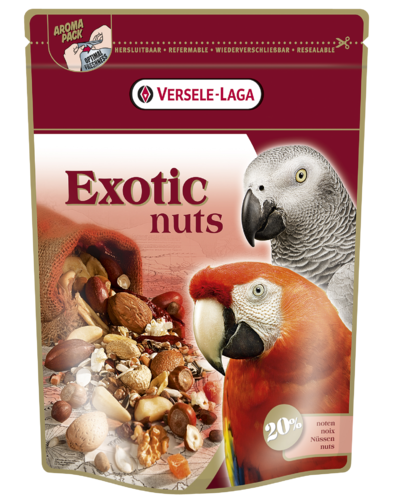 Versele Exotic nuts 750g