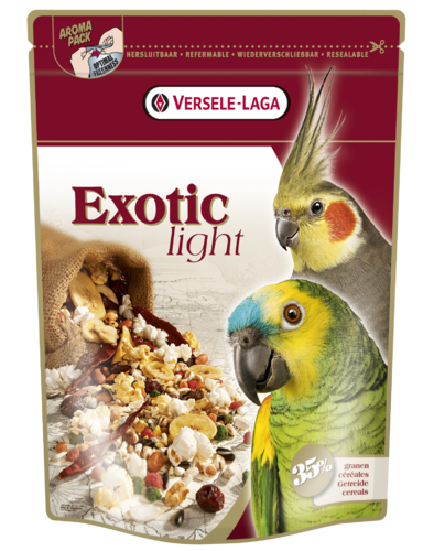 Versele Exotic light 750g